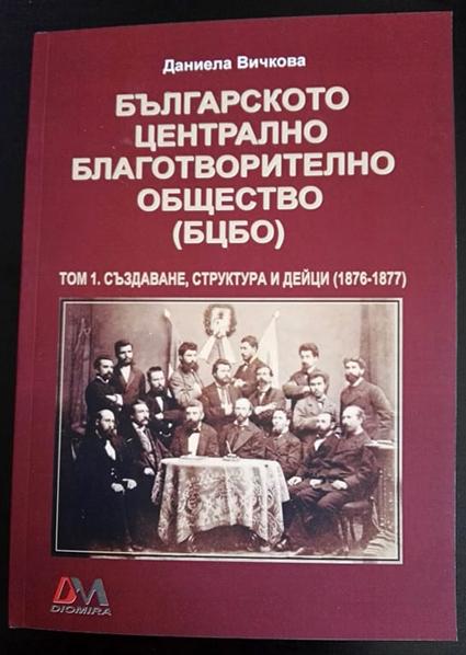 Българското централно благотворително общество