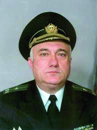 Капитан I ранг о.р. професор д.пс.н. инж. Илия Пеев